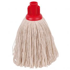 Yarn Socket Mop Head Red