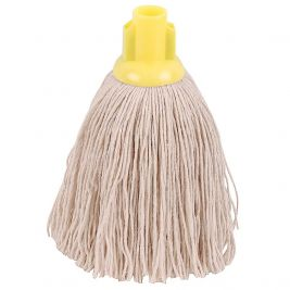 Yarn Socket Mop Head Yellow