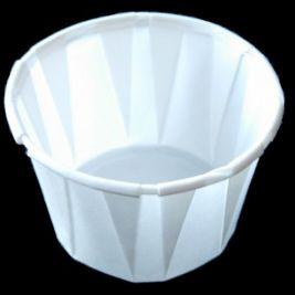 Waxed Paper Medicine Pot 37ml 1x5000