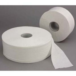 Mini Jumbo 2.25 Inch Core 2 Ply 12x200m