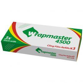 Wrapmaster Clingfilm 45cmx300m 1x3