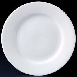 Classic Plain Winged Plate 17cm 1x12
