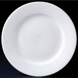 Classic Plain Winged Dinner Plate 26cm 1x12