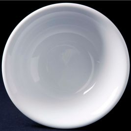 Classic Plain Oatmeal Bowl 1x12