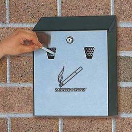 Smokers Station Black