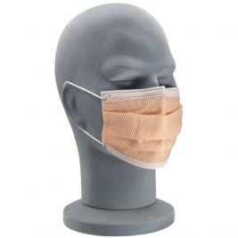 Fluidprotect Procedure Face Mask W/ Anti-fog Band Earloops 1x50