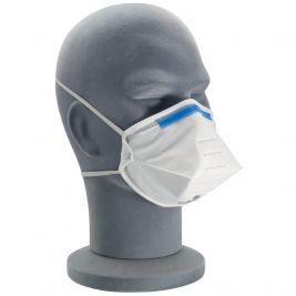 Uniprotect Respirator P3 Unvalved Elastiated 1x20