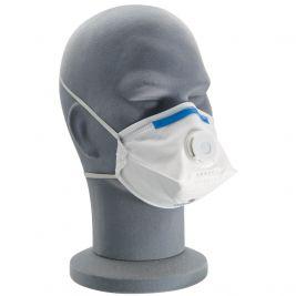 Uniprotect Respirator P3 Valved Elastiated 1x20