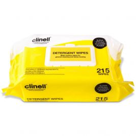 Clinell Detergent Wipes 1x215