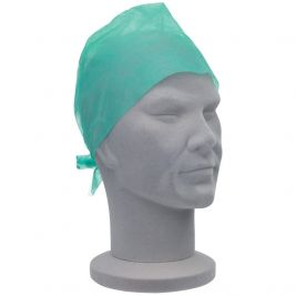 Premier Theatre Cap Tie Back Green 1x100