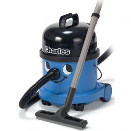 Charles Dry and Wet Cylinder Vacuum Cleaner
