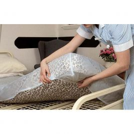 Bedding Protection Mattress Cover Fitted Single