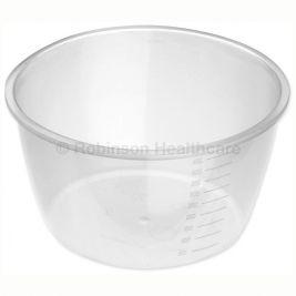Instrapac Polypropylene Bowl 500ml 1x40