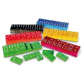 Colour Dominos 6x28