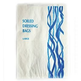Soiled Dressing Disposal Bags Large 1x500