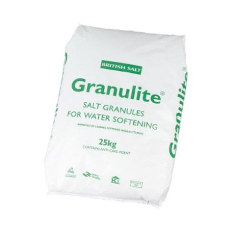 Granular Dishwasher Salt 25kg