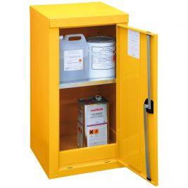 Hazardous Storage Cupboard 1 Door 1 Shelf