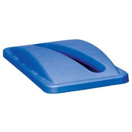Slim Jim Recycling Lid Blue