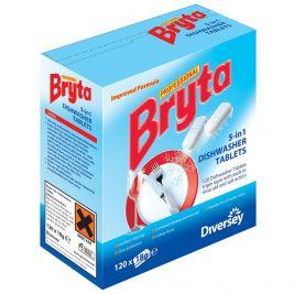 Bryta 5 In 1 Dishwasher Tablets 1x120