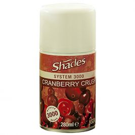 System 3000 Air Freshener Refill Cranberry Crush 280ml 1x12