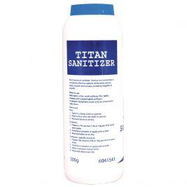 Titan Sanitiser 12x500g