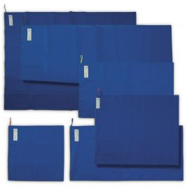 Slide Sheet Blue Tag 145x71cm