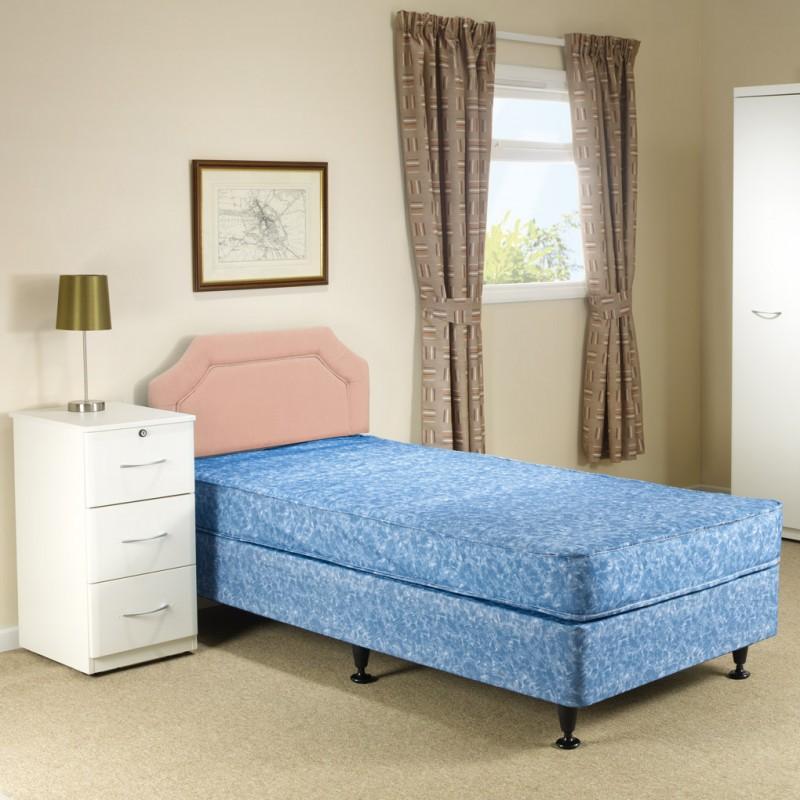 Apollo ii breathable divan bed base for Bedroom divan