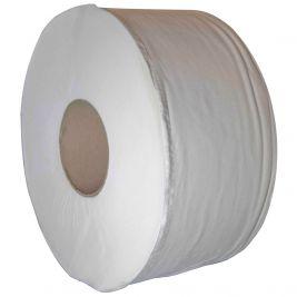 Care Essentials Mini Jumbo Toilet Roll 60mm Core 1x12