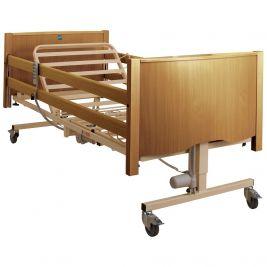 Bradshaw Nursing Care Bed Light Oak