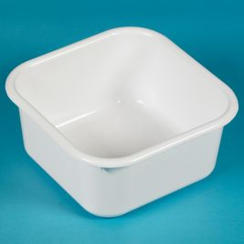 Budget Commode Replacement Square Bowl