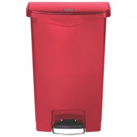 Slim Jim Step-on Front Step Container 50l