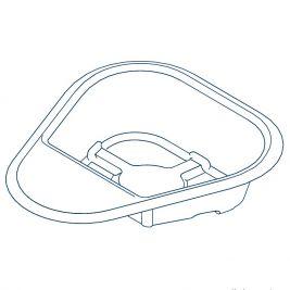 Tenneo Midi Slipper Pan 1.3 Litres 1x100
