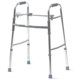 Adjustable Height Folding Walking Frame