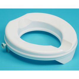 Super Prima Raised Toilet Seat 5cm without Lid
