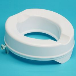Super Prima Raised Toilet Seat 10cm Without Lid