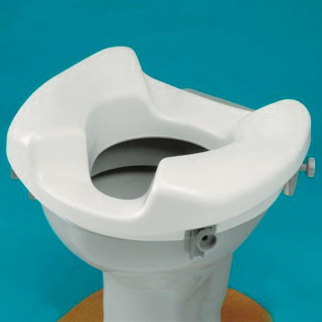 Ashby Wide Access Toileting Seat 10cm