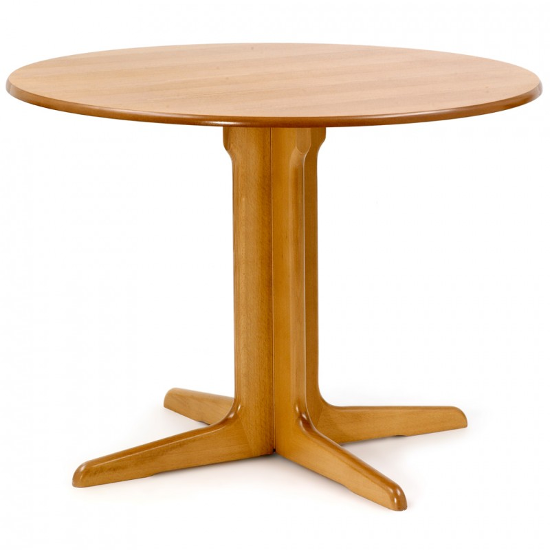 Pedestal dining table small for Small breakfast table