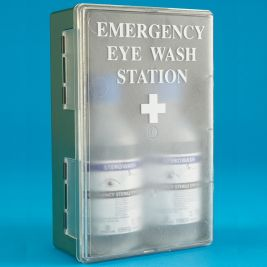 Eye Irrigation Cabinet