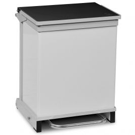 Removable Body Sackholder 50 Litre White Lid