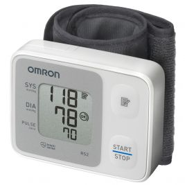 Omron Rs2 Wrist Bp Monitor