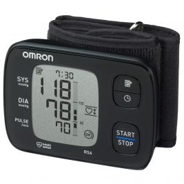 Omron RS6 Digital Automatic Wrist Blood Pressure Monitor