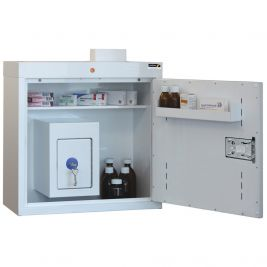 Mc3 Cabinet W/ Cdc21 Controlled Drug Inner