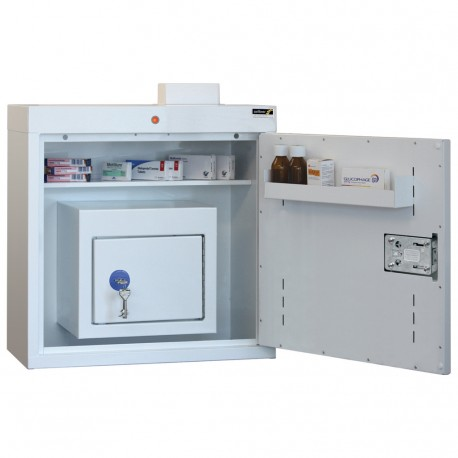 MC3 OUTER CABINET W/CDC22