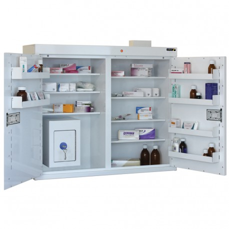 MC9 OUTER MED CABINETCDC21 INNER