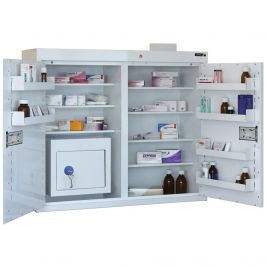 Mc9 Cabinet W/ Cdc22 Controlled Drug Inner