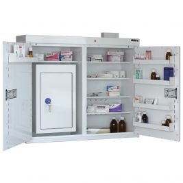 Mc9 Cabinet W/ Cdc23 Controlled Drug Inner