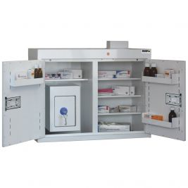 Mc4 Cabinet W/ Cdc21 Controlled Drug Inner