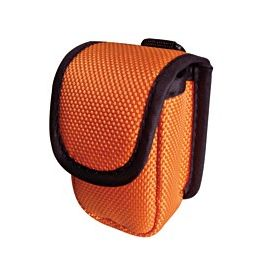 Finger Pulse Oximeter Carry Pouch Orange