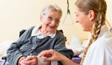 Practising Proper Wound Care for Care Home Residents
