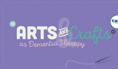 How Arts and Crafts Help People Living with Dementia